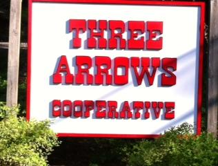 Welcome to Three Arrows